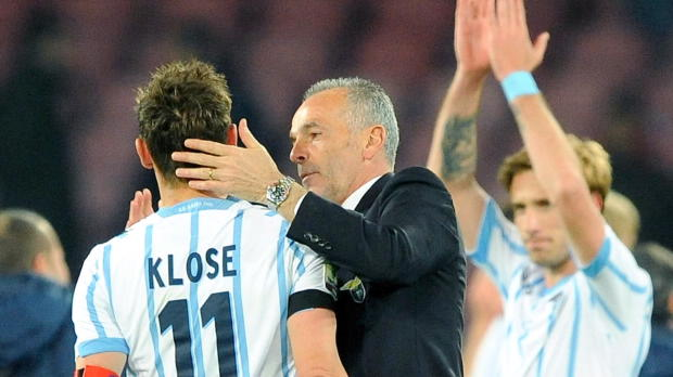 """Coppa Italia: Klose-Coach: """"Chance nutzen"""""""