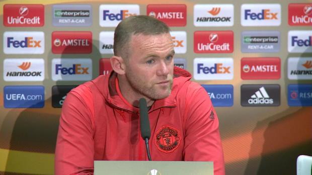 """Rooney: """"Natürlich möchte ich hier bleiben!"""""""