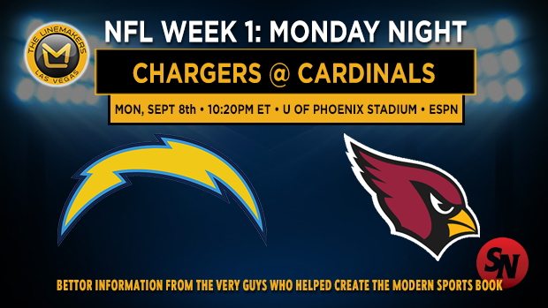 San Diego Chargers at Arizona Cardinals