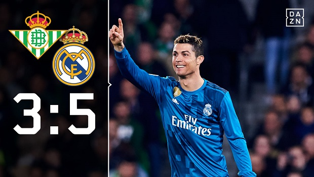 Real Betis - Real Madrid