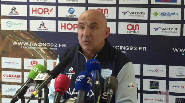 Top 14 - Racing 92 : Travers : 'La drogue est partout'