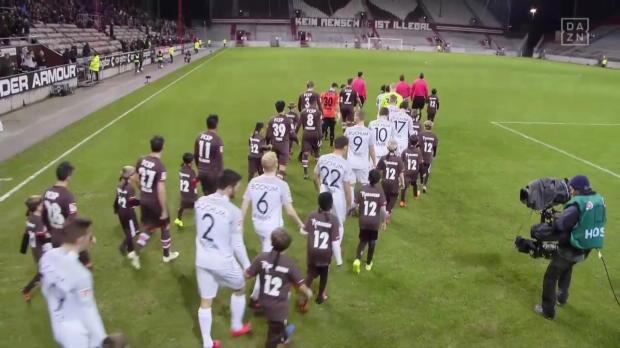 St. Pauli - VfL Bochum