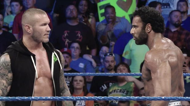 Jinder Mahal vs. Randy Orton - Punjabi Prison WWE Title Match, this Sunday at WWE Battleground