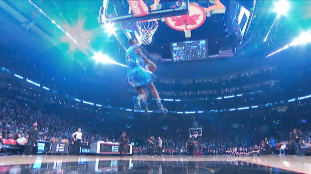 Epic 2016 NBA Dunk Contest Mixtape!