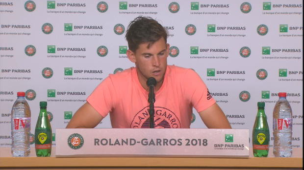 French Open: Thiem: Nadals Titel großes Ding