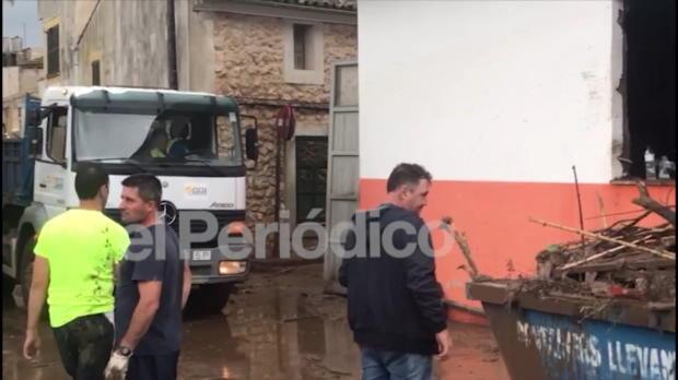 Nach Mallorca-Fluten: Nadal packt mit an