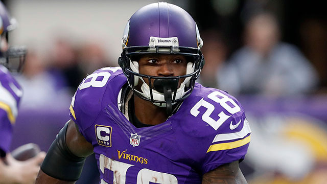 Deion Sanders: Adrian Peterson isn't on a team right now because he doesn't want to be