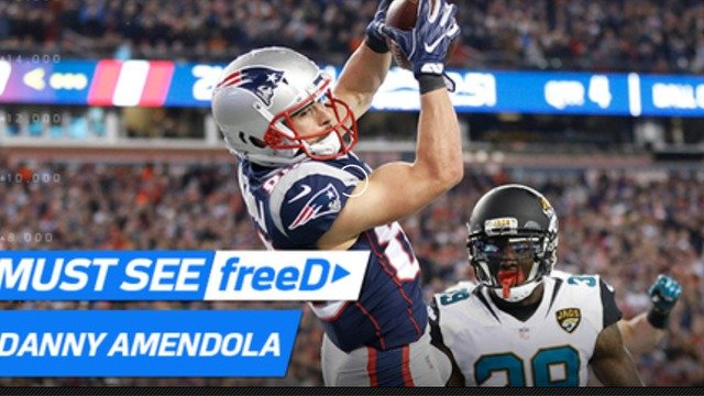 freeD: Top plays from AFC Championship Game