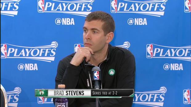 Celtics Tie Series Up at 2-2
