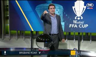 The draw for the Westfield FFA Cup Round of 32 was revealed on Thursday on Fox Sports.