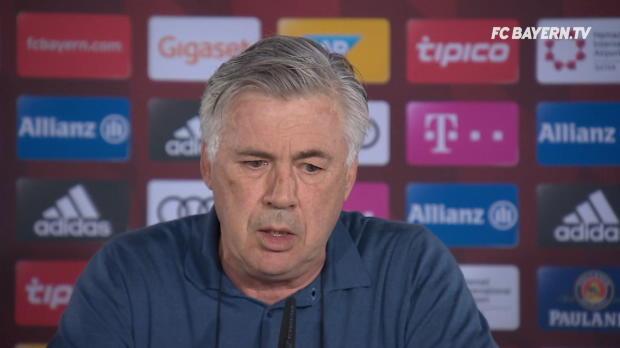 """Ancelotti: Hoeneß? """"Habe mit ihm gesprochen"""""""