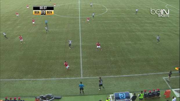 Liga Sagres : Boavista 0-1 Benfica