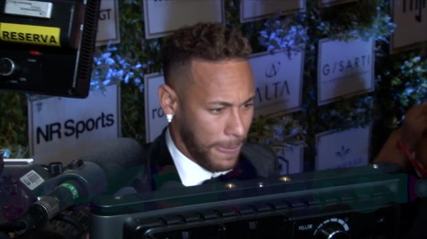 Juventus - Neymar - 'Ronaldo est une légende du football'