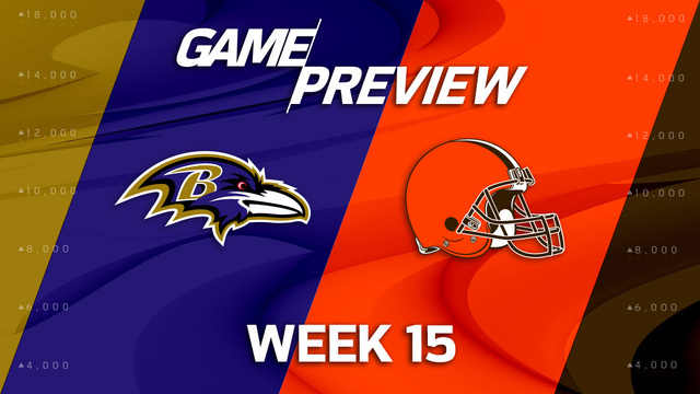 Ravens vs. Browns preview | 'NFL Now'