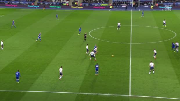 Premier League: Leicester - Tottenham | DAZN Highlights
