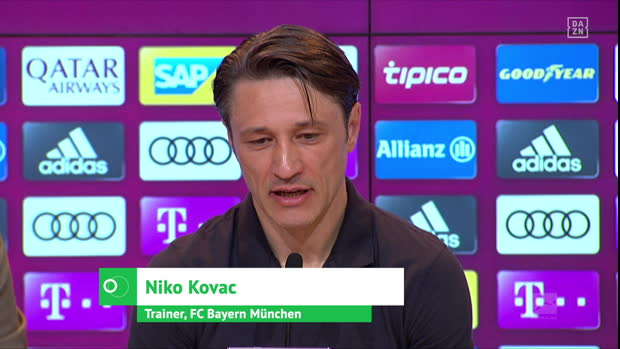 """Kovac: Wollten """"tollen Abschied"""" für Robbery"""
