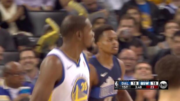 WSC: Kevin Durant (36 points) Highlights vs. Dallas Mavericks