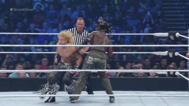 Golden Truth vs. Breezeango: SmackDown, May 26, 2016