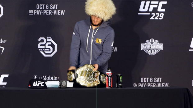 Nach UFC-Skandal: Khabib beschuldigt McGregor
