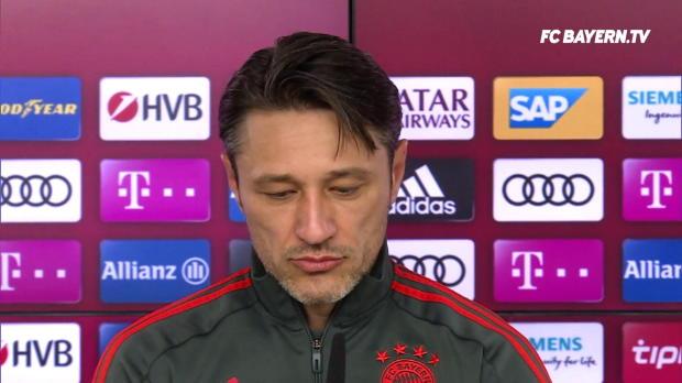 Kovac über Neuer-Verletzung und Jann-Fiete Arp
