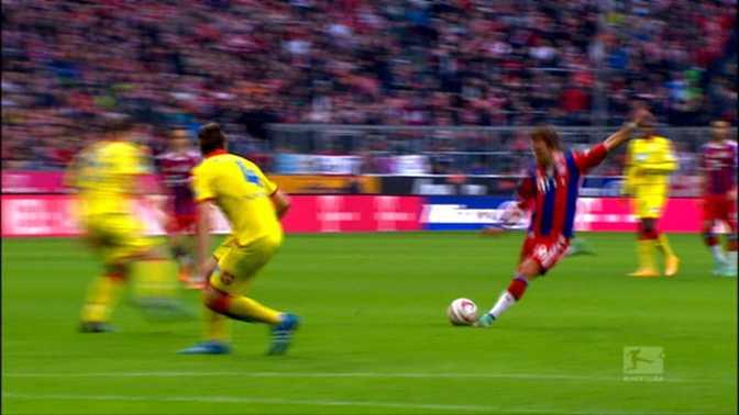 Bundes - J12 : Le Top 5 des buts