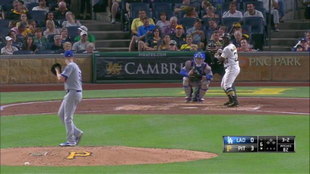 Dodgers schlagen Pirates in Extras
