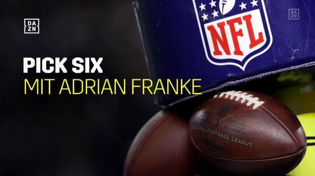Pick Six mit Adrian Franke – Week 2 Recap