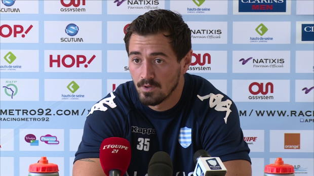 Top 14 - 1�re j. : Dumoulin se m�fie de Montpellier