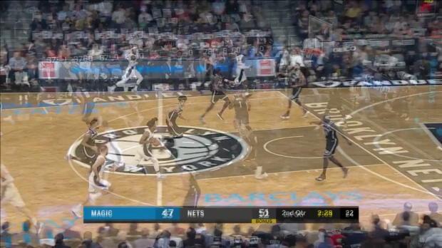 WSC: Nikola Vucevic 41 points vs the Nets