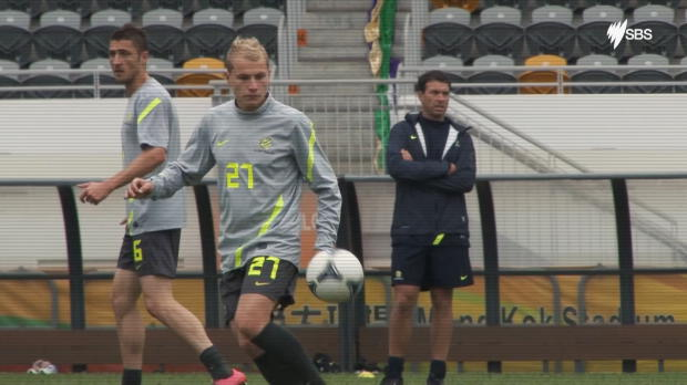 Caltex Socceroos: the time is now