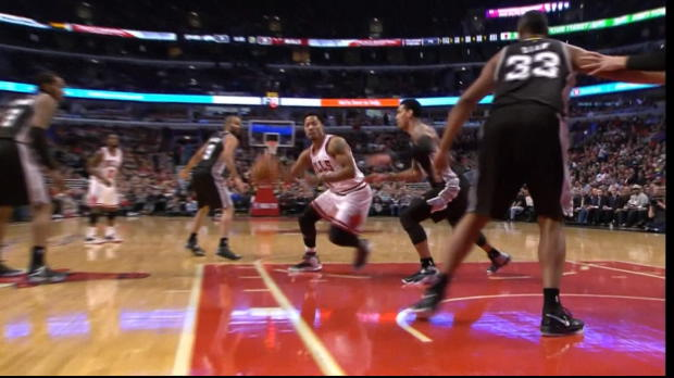 Basket : NBA - Chicago refroidit San Antonio