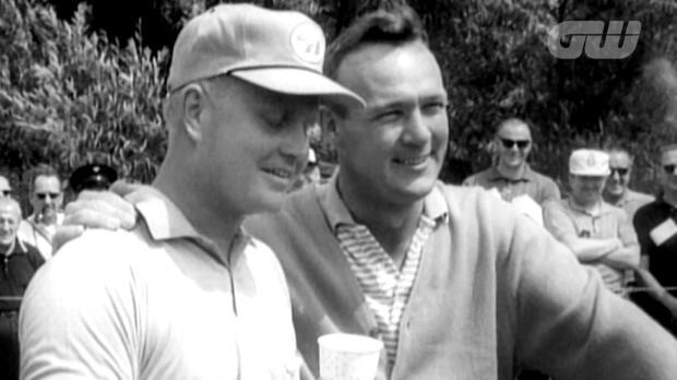Sam Saunders on Arnold Palmer