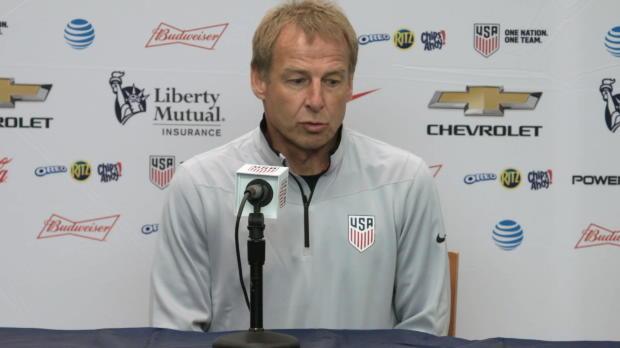 """WM-Quali: Klinsmann will """"100 Prozent Vollgas"""""""