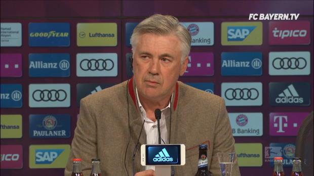 Nach Bierdusche: Ancelotti plant seine Rache