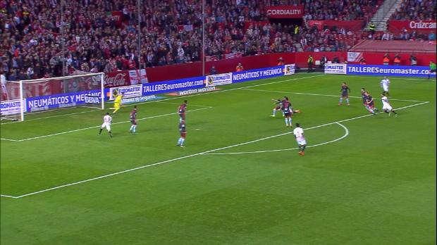 Copa Del Rey Semi Final: Sevilla 4-0 Celta Vigo
