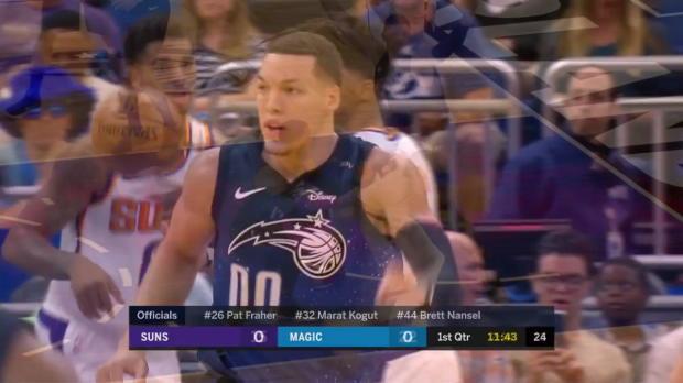 WSC: Aaron Gordon (29 points) Highlights vs. Phoenix Suns