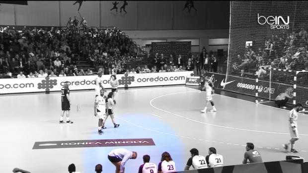 Hand - D1 : PSG 33-21 Nantes
