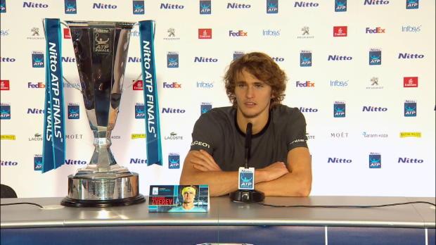 ATP-Finals: Zverev scheut Djokovic-Vergleich