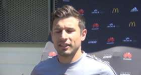 Kosta Barbarouses believes Wellington will continue to improve as the season progresses.
