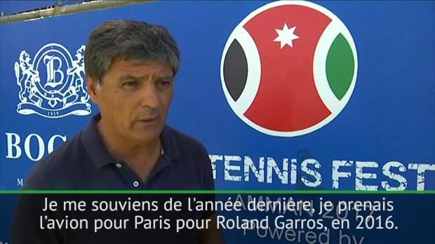 """Basket : Interview - Toni Nadal - """"J'ai toujours su que Rafael allait de nouveau gagner"""""""