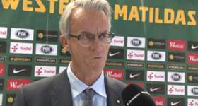 Football Federations Australia boss David Gallop says the women's game has a very healthy future after Westfield reaffirmed its support of the game.