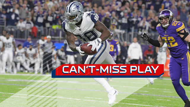Can't-Miss Play: Dez Bryant pulls in 56-yard catch on fingertips