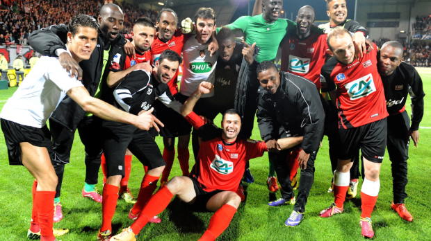 Foot : CdF - Guingamp retrouve le Stade de France