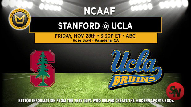 Stanford @ UCLA