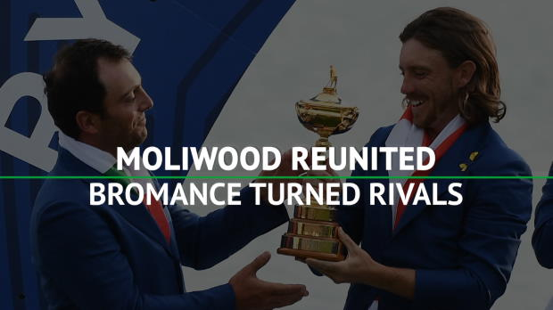 Moliwood Reunited - Bromance Turned Rivals