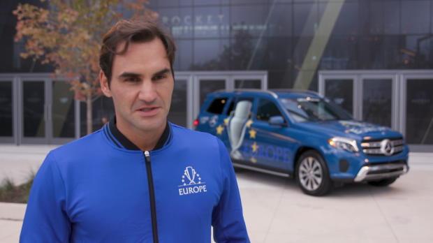 Laver Cup: Team Europe für Federer Favorit