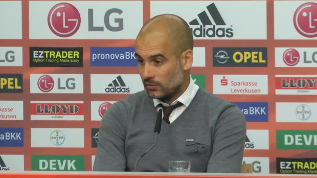 "Pep: ""Ohne Robben und Ribery anderes Team"""