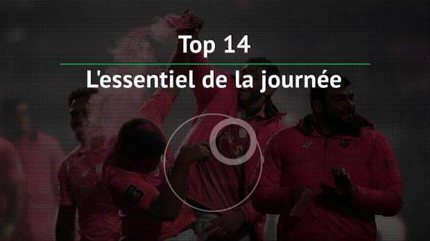 Rugby : Top 14 - 12e j. : L'essentiel de la journée