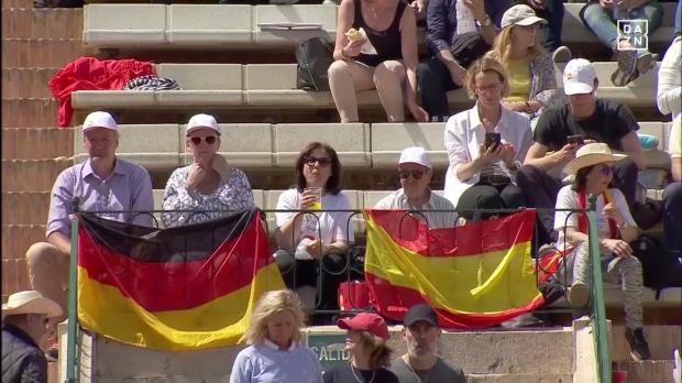Spanien - Deutschland: Tag 3
