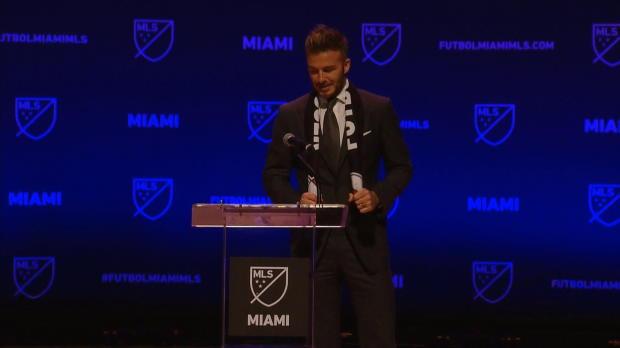 """Beckham: """"Jahrelanger Traum geht in Erfüllung"""""""